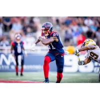 Montreal Alouettes receiver Eugene Lewis