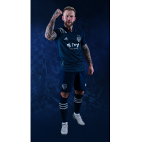 Sporting Kansas City secondary jersey