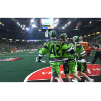Saskatchewan Rush in action