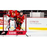 Portland Winterhawks defenceman Clay Hanus
