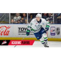 Seattle Thunderbirds forward Brendan Williamson