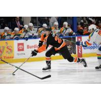 Lehigh Valley Phantoms forward Morgan Frost