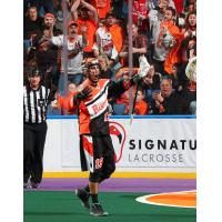 Forward Dallas Bridle with the Buffalo Bandits