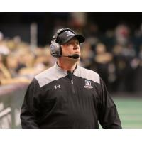 Arizona Rattlers Head Coach and General Manager Kevin Guy