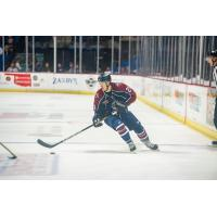 Defenseman Jake Clifford with the Tulsa Oilers