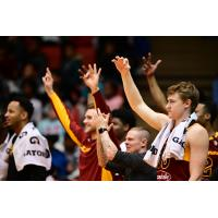 Canton Charge in action