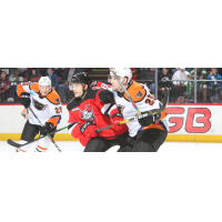 Binghamton Devils vs. the Lehigh Valley Phantoms