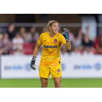 Washington Spirit goalkeeper Aubrey Bledsoe