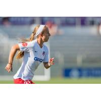 Washington Spirit forward Crystal Thomas