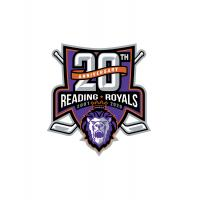 Reading Royals 20th Anniversary Season Logo