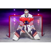 Youngstown Phantoms goaltender Colin Purcell