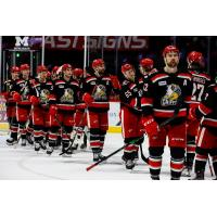 Grand Rapids Griffins lineup