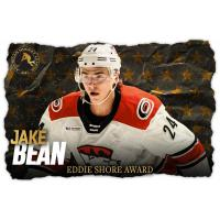 Charlotte Checkers defenseman Jake Bean