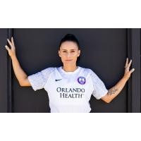 Orlando Pride White Plume away kit