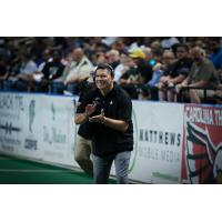 Carolina Cobras Head Coach Joshua Resignalo