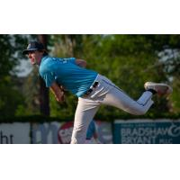 St. Cloud Rox pitcher Trevor Koenig