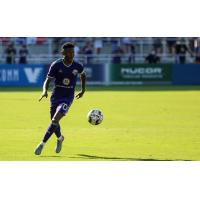 Louisville City FC in action during the Lynn Family Stadium opener