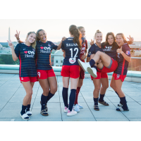 Washington Spirit enjoy some down time