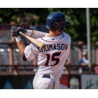 Logan Thomason of the St. Cloud Rox