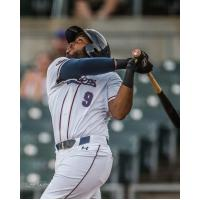 Jordan Jackson of the Somerset Patriots