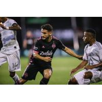 Seattle Sounders FC fell to LAFC on Monday