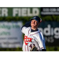 St. Cloud Rox pitcher Luke Albright