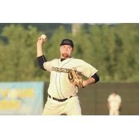 Fond du Lac Dock Spiders pitcher Michael McBriar