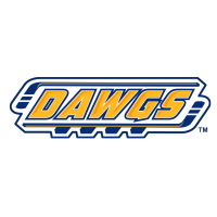 Roanoke Rail Yard Dawgs secondary logo