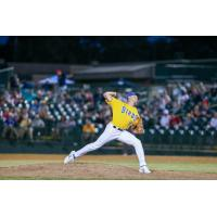 Sioux Falls Canaries pitcher Ryan Fritze