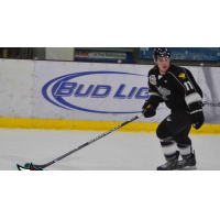 Forward Ryan Gil with the Lincoln Stars
