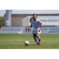 Chicago Red Stars forward Yuki Nagasato