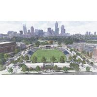 American Legion Memorial Stadium, future home of Charlotte Independence