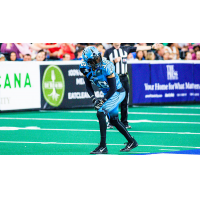 Wide Receiver Jordan Williams with the Philadelphia Soul