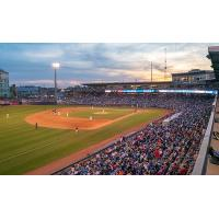 ONEOK Field, home of the Tulsa Drillers