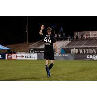 Jordan Burt of Colorado Springs Switchbacks FC