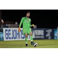 Colorado Springs Switchbacks FC goalkeeper Sean Melvin