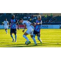 Forward Madison FC in action