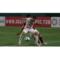 Richmond Kickers forward Emiliano Terzaghi