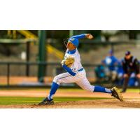 Pitcher Nate Hadley with UCLA