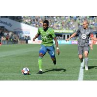 Seattle Sounders FC vs. Minnesota United FC
