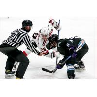 Odessa Jackalopes face off with the Shreveport Mudbugs