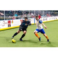 St. Louis Ambush battle the Wichita Wings