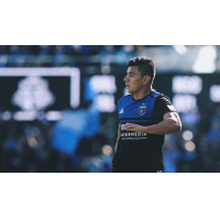San Jose Earthquakes defender Nick Lima