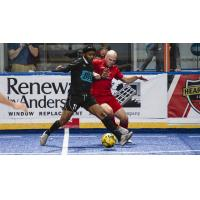 St. Louis Ambush vs. the Kansas City Comets