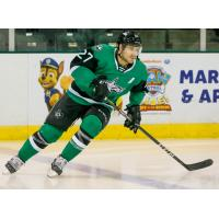 Forward Michael Mersch with the Texas Stars