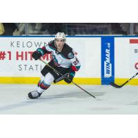 Kelowna Rockets forward Liam Kindree