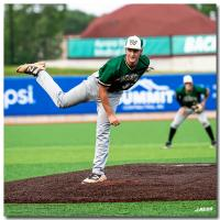 Wisconsin Woodchucks pitcher Nate Madej
