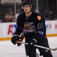 Knoxville Ice Bears forward Nick Master