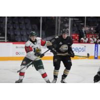 Charlottetown Islanders vs. the Halifax Mooseheads