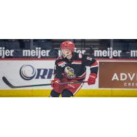 Grand Rapids Griffins right wing Riley Barber